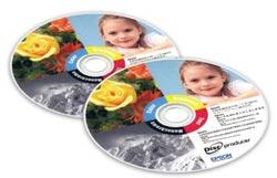 EPSON DiscProducer PP-100N Medien